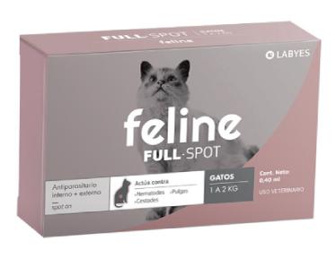 Feline Full-Spot