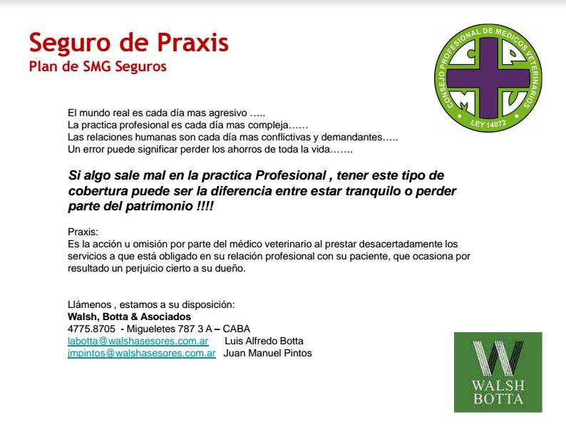 Seguro Por Praxis Profesional