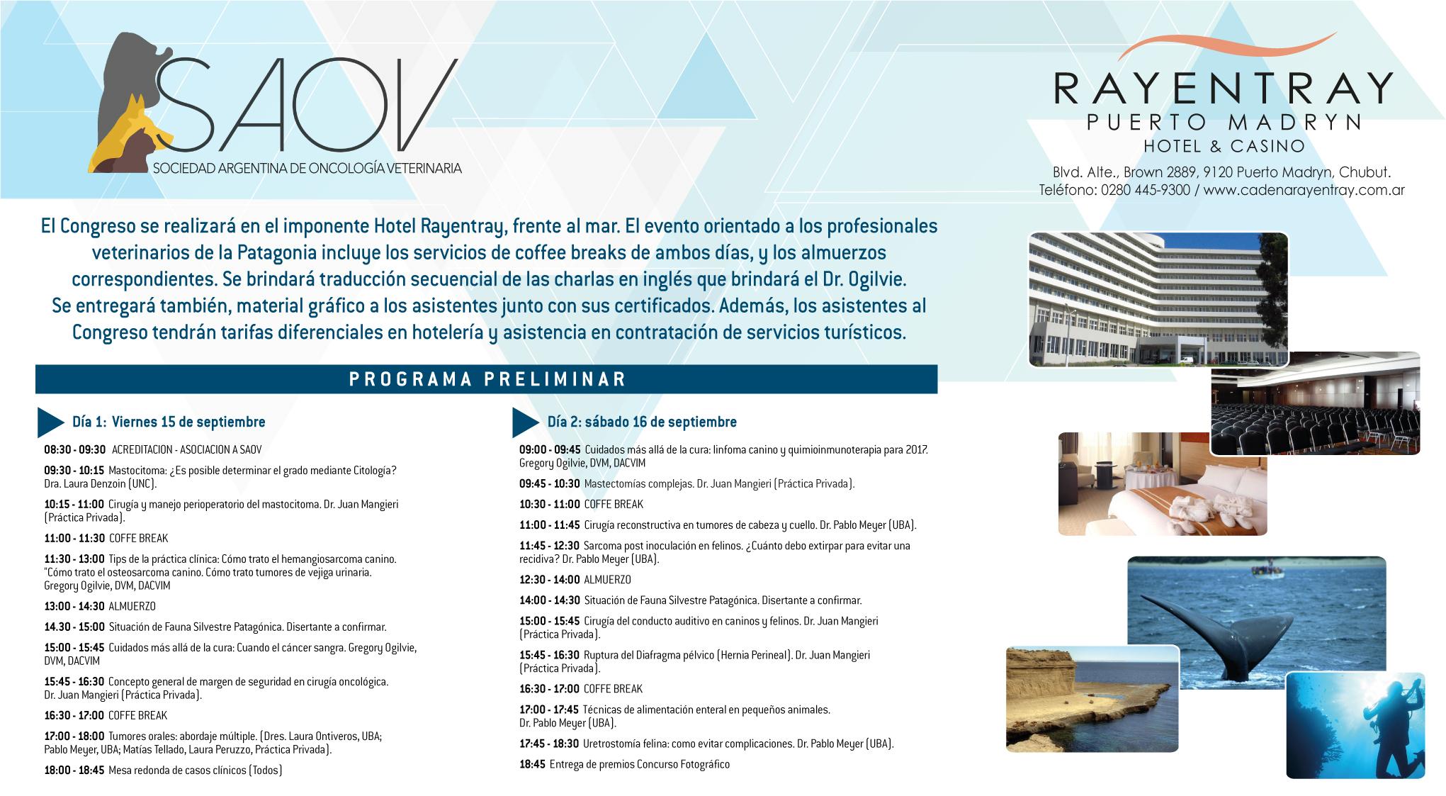 SAOV Programa
