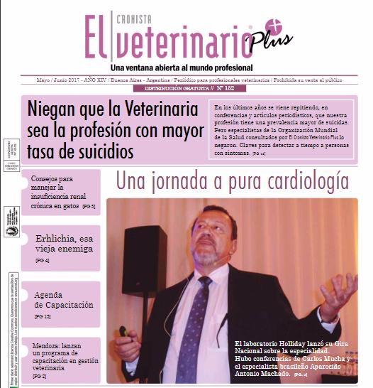 El Cronista Veterinario Mayo / Junio 2017