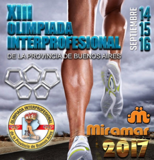 XII Olimpíada Interprofesional Veterinaria