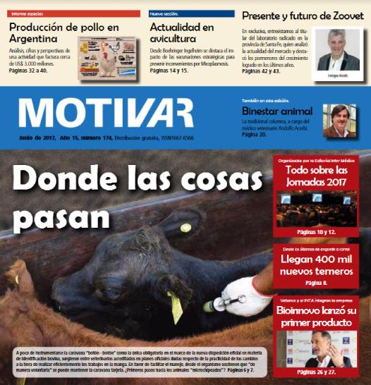 Periódico Motivar Junio
