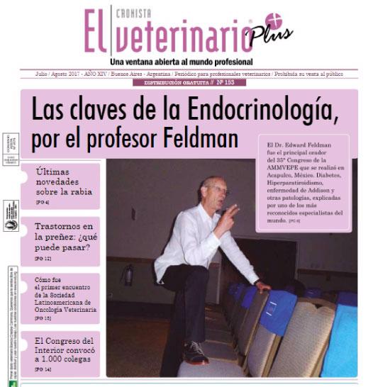 El Cronista Veterinario Julio / Agosto 2017