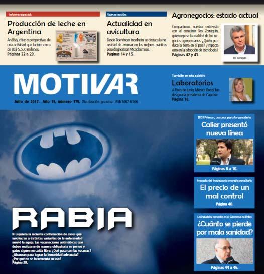 Periódico Motivar Julio 2017