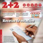 Revista 2+2 Edición Nº38 Agosto 2017
