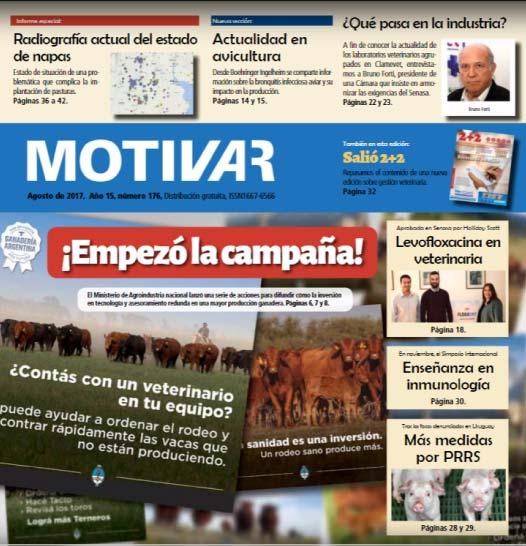 Periódico Motivar Agosto 2017
