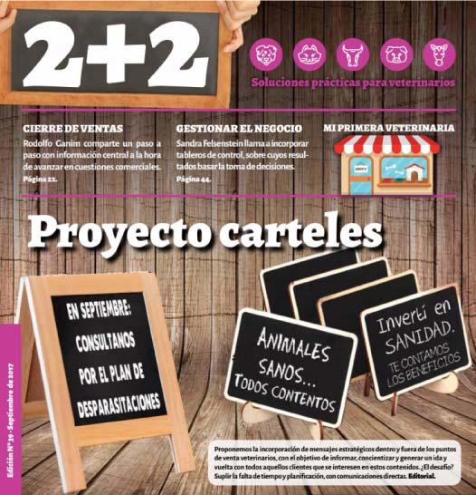 Revista 2+2 Edición Nº39 Septiembre 2017